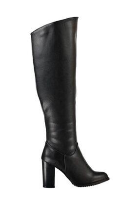 Fox Shoes Siyah Kadın Çizme A654018009 2