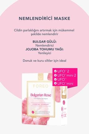 Foreo Ufo™ Bulgarian Rose Nemlendirici 6'lı Aktif Maske 1
