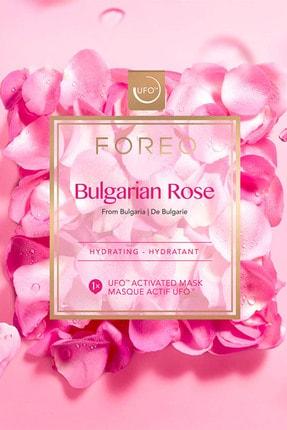 Foreo Ufo™ Bulgarian Rose Nemlendirici 6'lı Aktif Maske 2