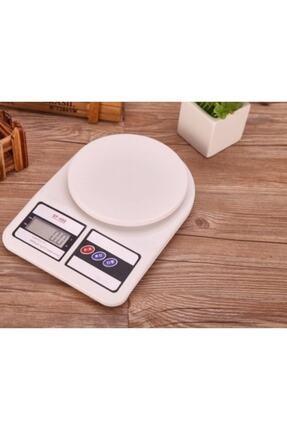 teknohome Dijital Hassas Mutfak Tartısı - Mutfak Terazisi-hassas Ölçüm 10kg 1