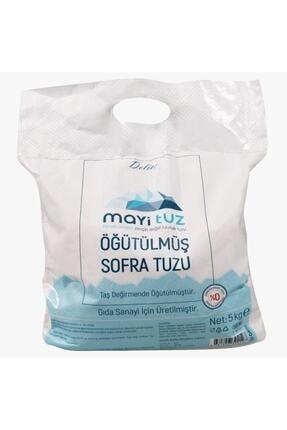 Mayi Tuz Öğütülmüş Sofra Tuzu 5 Kg 0