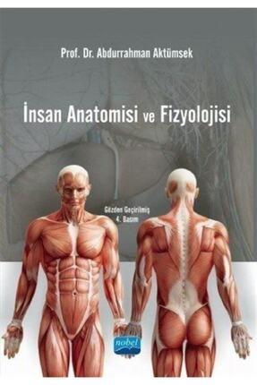 Nobel Akademik Yayıncılık Insan Anatomisi Ve Fizyolojisi 0