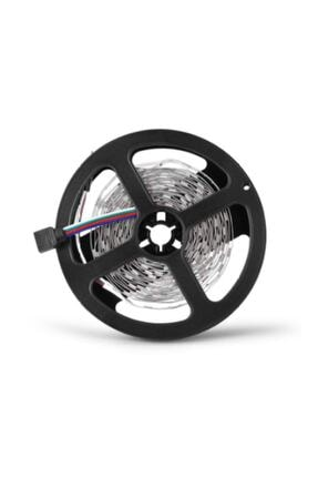Merkez Ticaret Animasyonlu Tak Çalıştır Kumandalı Rgb Şerit Led Işık Aydınlatma 5 Metre Su Geçirmez Led 3 Çipli 1