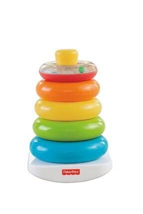 """Fisher Price Renkli Halkalar® & """"renkli Bloklar® Eğitici Ve Eğlenceli Oyuncak Seti 2"""
