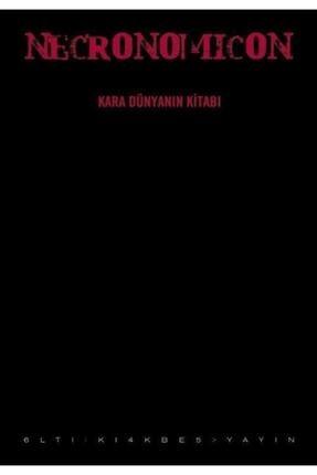 Altıkırkbeş Yayınları Necronomicon & Kara Dünyanın Kitabı 0
