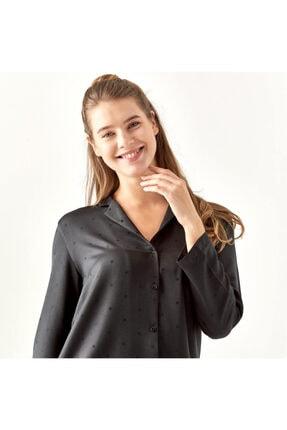 Bella Maison Spark Siyah Pijama Üstü 0