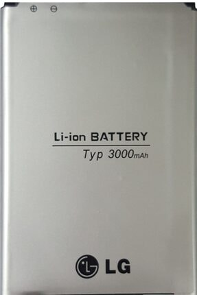 LG G3 D855 3000 Mah Orjinal Batarya - Pil / Bl-53yh 0