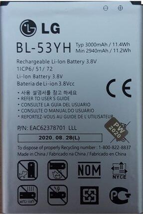 LG G3 D855 3000 Mah Orjinal Batarya - Pil / Bl-53yh 1