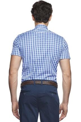 Altınyıldız Classics Tailored Slim Fit Kısa Kollu Gömlek 3