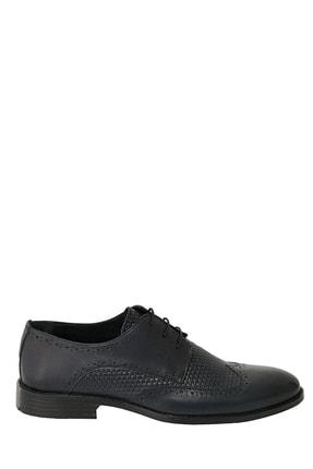 Altınyıldız Classics Erkek Lacivert Klasik Deri Ayakkabı 1