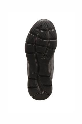 Kinetix Siyah Erkek Yürüyüş Ayakkabısı 100426532 Kalen Pu 3