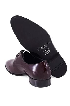 Altınyıldız Classics Erkek Bordo Klasik Rugan Ayakkabı 2