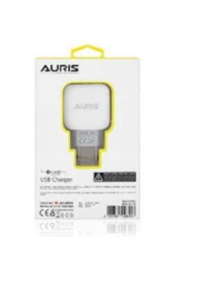 Auris Güvenlisepet 3.4 Amper Hızlı Şarj Başlığı Çift Usb Girişli 17 Watt Hızlı Şarj Başlık 3