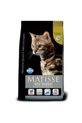Matisse Tavuklu Kısırlaştırılmış Kedi Maması 1.5 kg 3
