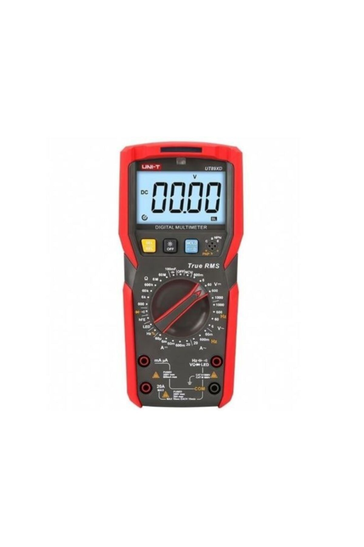 Ut89xd Çok Fonksiyonlu Dijital Multimetre