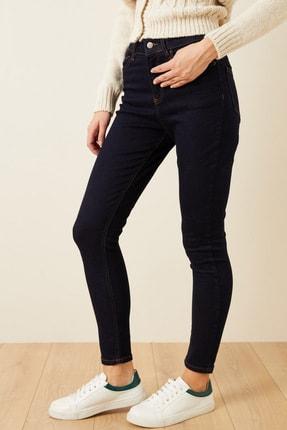 Love My Body Kadın Lacivert Cepli Skinny Jean Pantolon 153M1628000 2