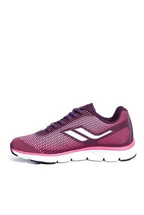 Lescon Kadın Pembe Stream Sneaker L-4613 2