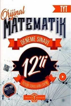Orjinal Orijinal Tyt Matematik 12'li Deneme Sınavı 2021 0