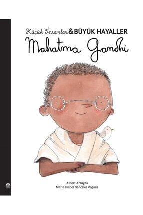 Martı Çocuk Yayınları Mahatma Gandhi Küçük Insanlar Büyük Hayaller Maria Isabel Sanchez Vegara 9786254481307 0
