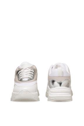 Nine West LISSOU 1FX Beyaz Kadın Sneaker 101028946 4