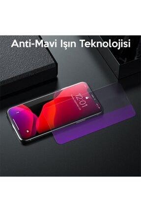 Baseus Iphone 11/iphone Xr Uyumlu Tempered Cam Anti Blue Ekran Koruyucu 2 Adet 2