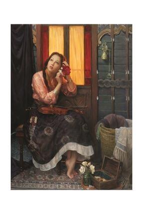 Anatolian Puzzle Kızıl Kadın 1000 Parça Puzzle 0
