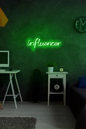 neon graph - Influencer - Led Dekoratif Duvar Aydınlatması Neon Duvar Yazısı Sihirli Led Mesajlar - Neongraph 1
