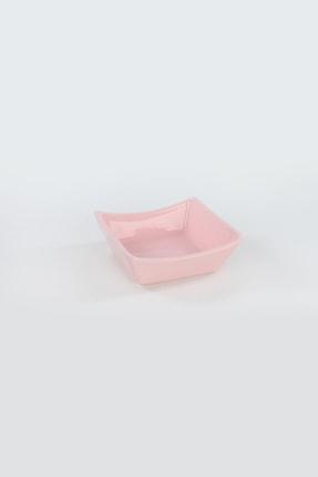 Keramika Açık Pembe Sandal Çerezlik / Sosluk 08-10-12 cm 6 adet 4
