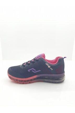 Jump Kadın Mor Air Tabanlı Günlük Spor Ayakkabı 2