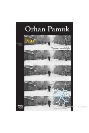 Yapı Kredi Yayınları Orhan Pamuk Kar Roman 0