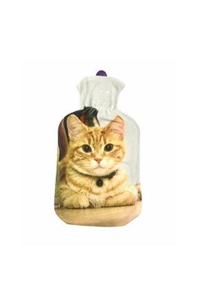 BEEMEDİC Kedi Desenli Sıcak Su Torbası 0