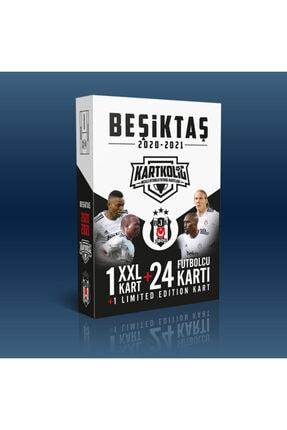 ODYAK Bjk Beşiktaş 2020-2021 Lisanslı Imzalı Sezon Taraftar Futbolcu Oyuncu Futbol Kartları Kartkolig 1