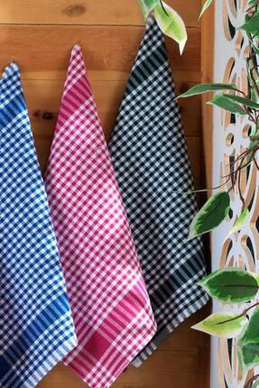 Binnur Home Elegance 8 Adet 4 Renk 50x70 Mutfak Kurulama Bezi Bulaşık Kurulama Bezi 2