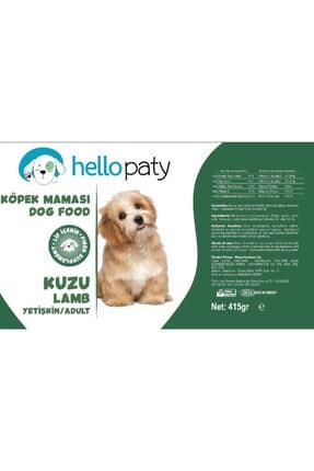 MOSTRA Most Hellopaty Köpek Maması Kuzu Etli 12'li %40 Et Içerir Konserve Mama Yaş Mama Hello Paty Patty 2