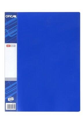 Ofica Lüks Sunum Dosyalı 30'lu Mavi 0