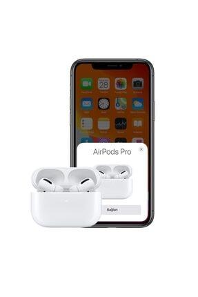 Arenist Super Copy Beyaz  Pro Wireless Logolu Ve Seri Numaralı A+ Kalite Ios Ve Android Uyumlu 3