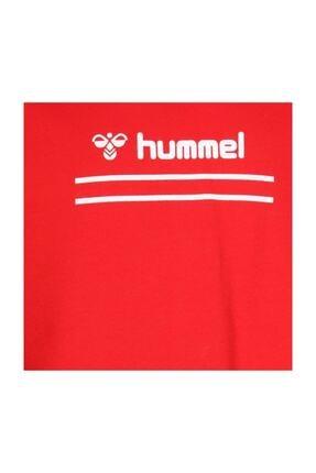 HUMMEL Kadın Kırmızı Camelıano Sweatshırt 1