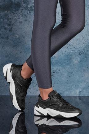 Dark Seer Siyah Kadın Sneaker 0