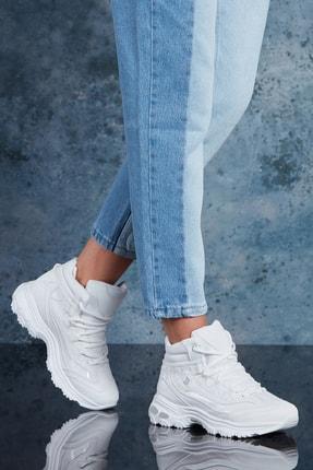 Picture of Beyaz Kadın Sneaker
