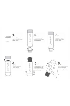 Jane Iredale Powder-me® Spf30 Dry Sunscreen -refill 3-pack -yüz Ve Vücut Pudrası # Nude 3*2,5 Gr. 2