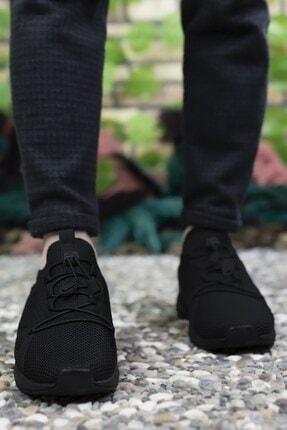 Riccon Erkek Siyah Sneaker 00121925 2