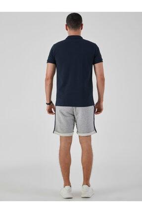 Ltb Erkek  Lacivert Polo Yaka T-Shirt 012208450860890000 3