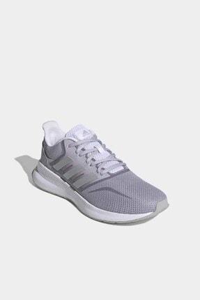 adidas Runfalcon Kadın Yürüyüş Koşu Ayakkabı Fw5160grı 2