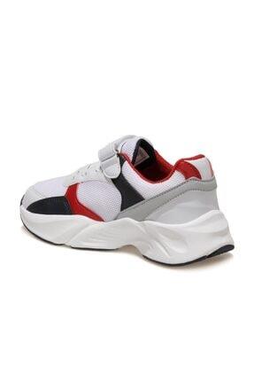 US Polo Assn PEJA Beyaz Erkek Çocuk Koşu Ayakkabısı 100601585 2