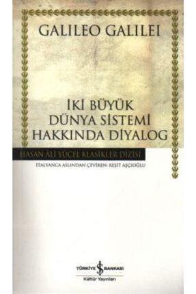İş Bankası Kültür Yayınları Iki Büyük Dünya Sistemi Hakkında Diyalog 0