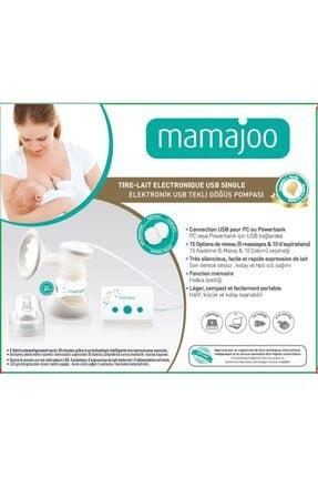 Mamajoo Elektronik Usb Tekli Göğüs Pompası 1