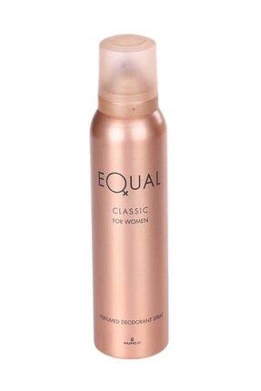 Equal Deo 150 ml Kadın Classıc 1