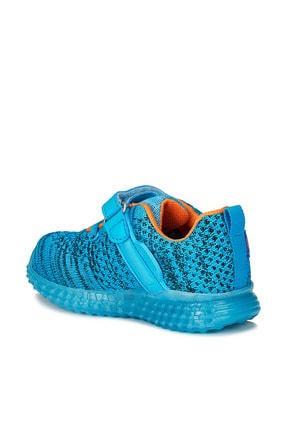 Vicco Alfa Erkek Bebe Mavi Spor Ayakkabı 3