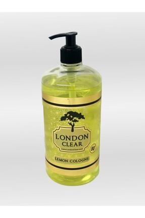 London Clear Pet Limon Kolonya 80° 1 Lt 0