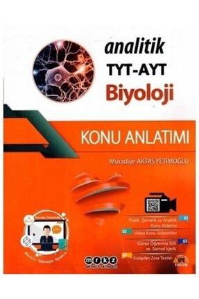 Merkez Yayınları Tyt Ayt Analitik Biyoloji Konu Anlatımlı 0
